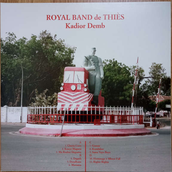 Royal Band de Thiès Kadior Demb LP 0
