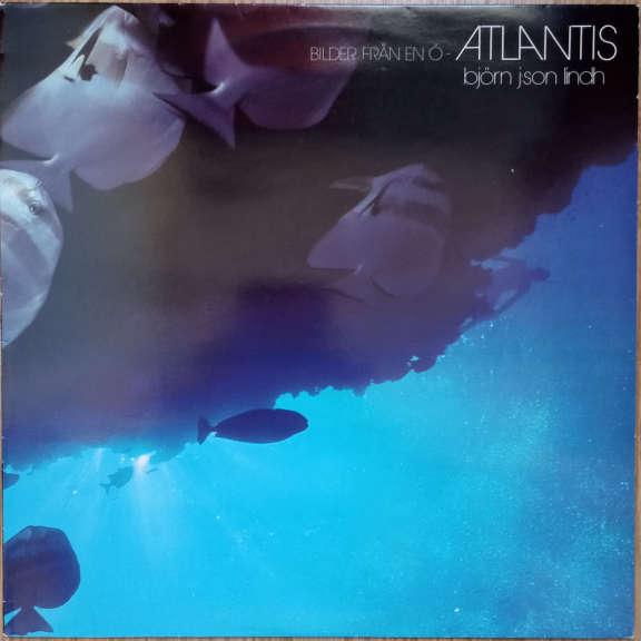 Björn J:Son Lindh Atlantis - Bilder Från En Ö LP 0