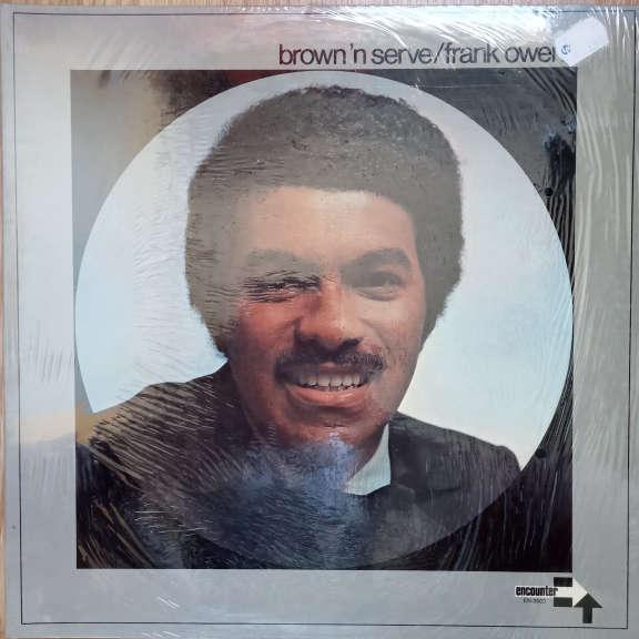 Frank Owens  Brown 'N Serve   LP 0