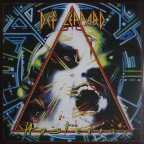 Def Leppard Hysteria     LP 2017
