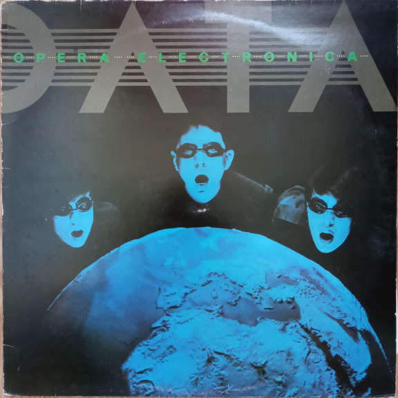 Data Opera Electronica LP 0