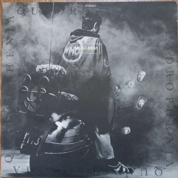 The Who Quadrophenia   LP 0