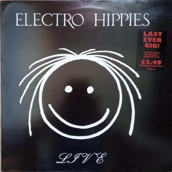 Electro Hippies Live LP 0