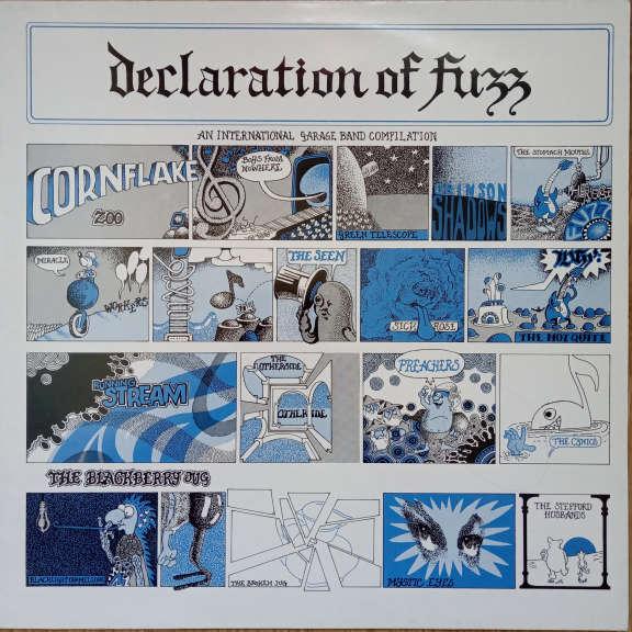 Various Declaration Of Fuzz LP 0