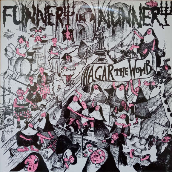 Hagar The Womb Funnery In A Nunnery LP 0