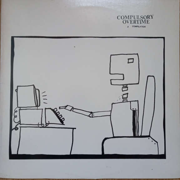 Various Compulsory Overtime LP 0