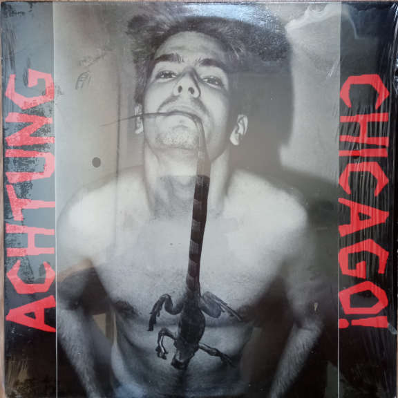 Various Achtung Chicago! LP 0