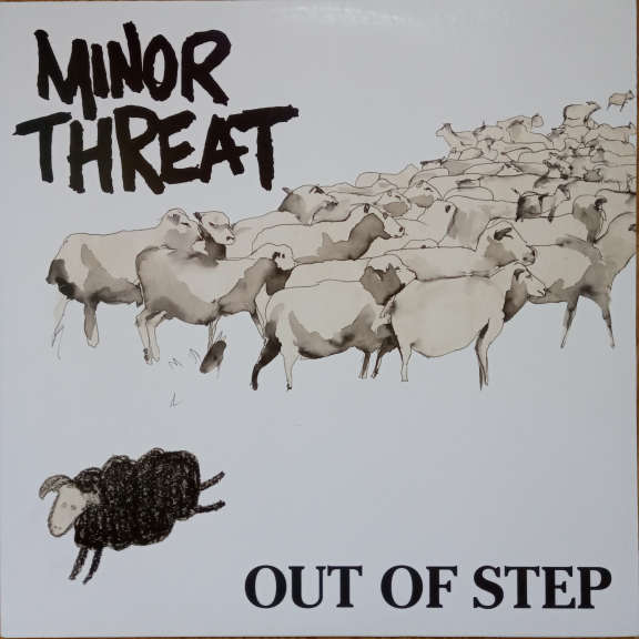 Minor Threat  Out Of Step LP 0