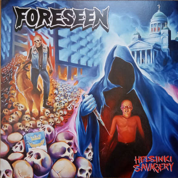 Foreseen Helsinki Savagery LP 0