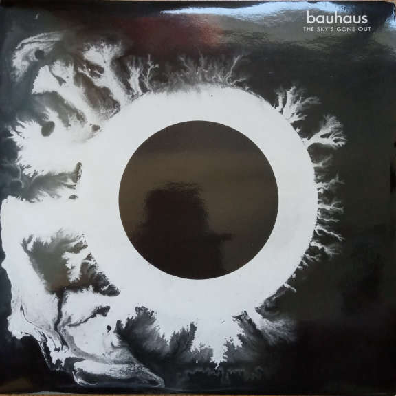 Bauhaus The Sky's Gone Out LP 0