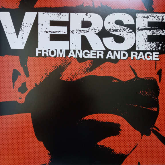 Verse From Anger And Rage LP 0