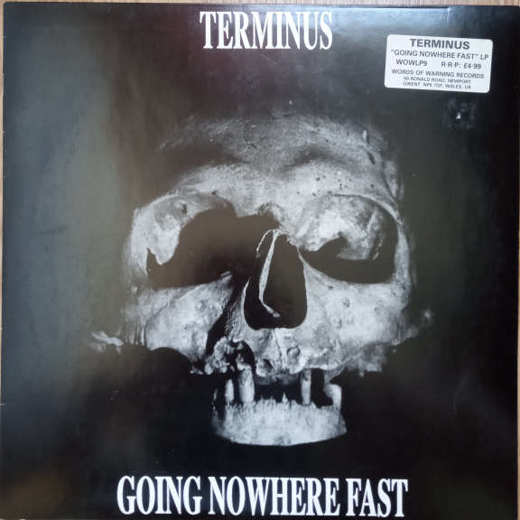 Terminus Going Nowhere Fast LP 0