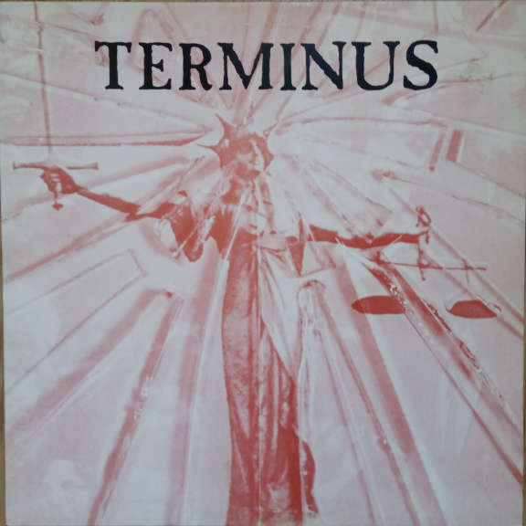 Terminus Back Among The Blind LP 0