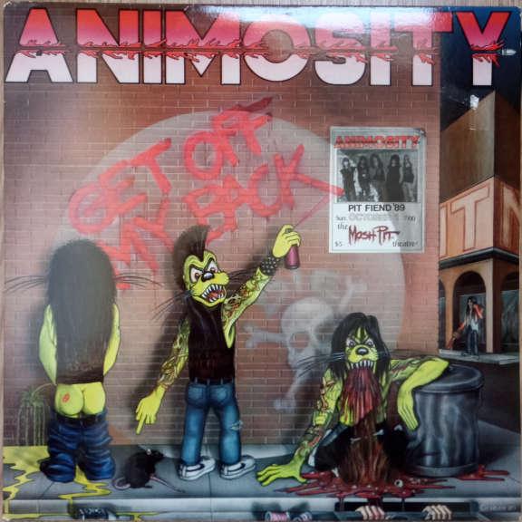 Animosity Get Off My Back  LP 0
