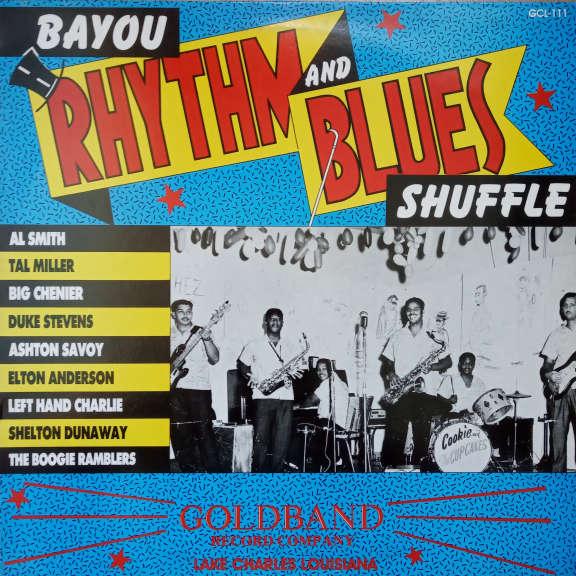 Various Bayou Rhythm And Blues Shuffle Vol. 1 LP 0