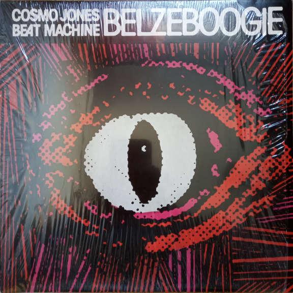 Cosmo Jones Beat Machine Belzeboogie  LP 0