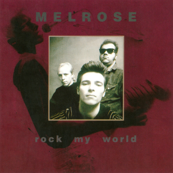 Melrose Rock My World (Limited red vinyl) LP 2020
