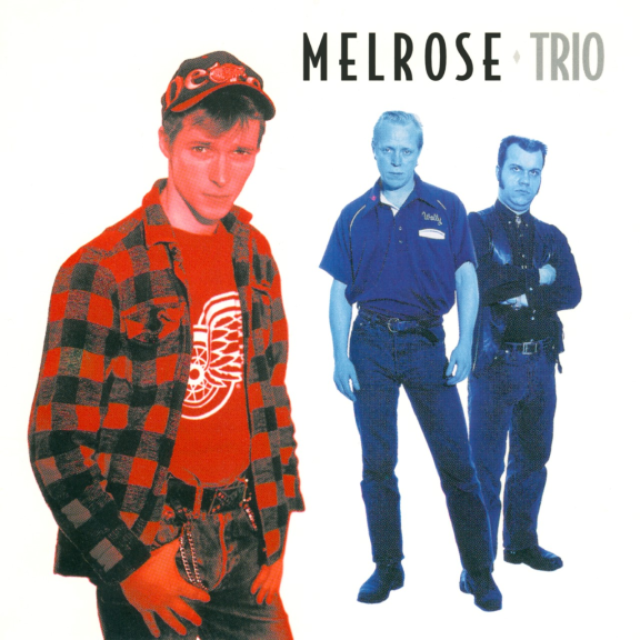 Melrose Trio (Limited white vinyl) LP 2020