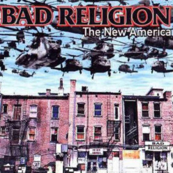 Bad Religion The New America LP 2018