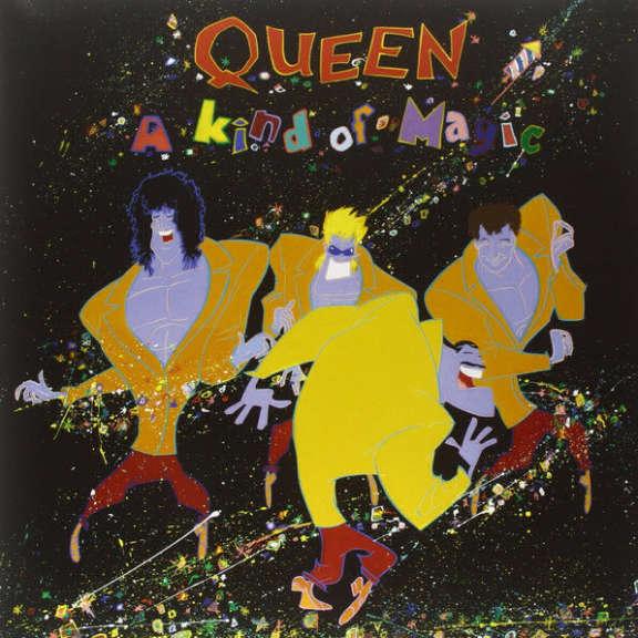 Queen A KInd of Magic LP 2015