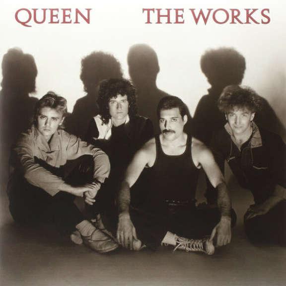 Queen The Works LP 2015