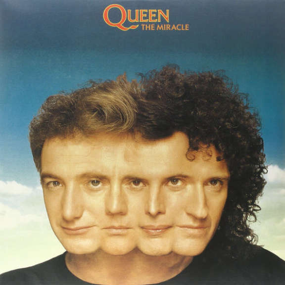 Queen The Miracle LP 2015