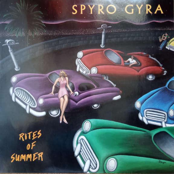 Spyro Gyra Rites Of Summer LP 0