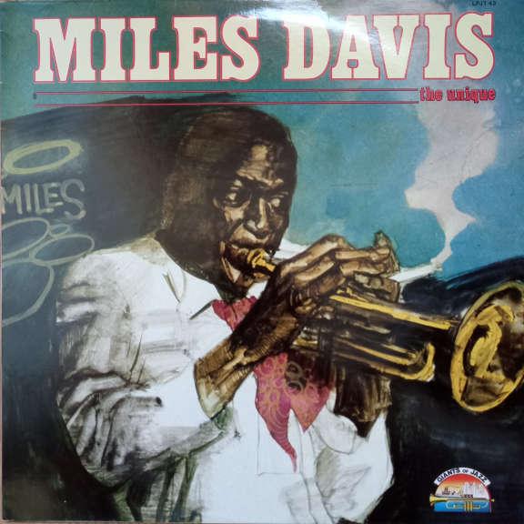 Miles Davis The Unique - Vol. 2 LP 0