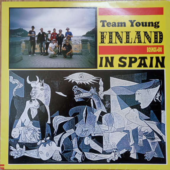 Various Team Young Finland In Spain LP 0