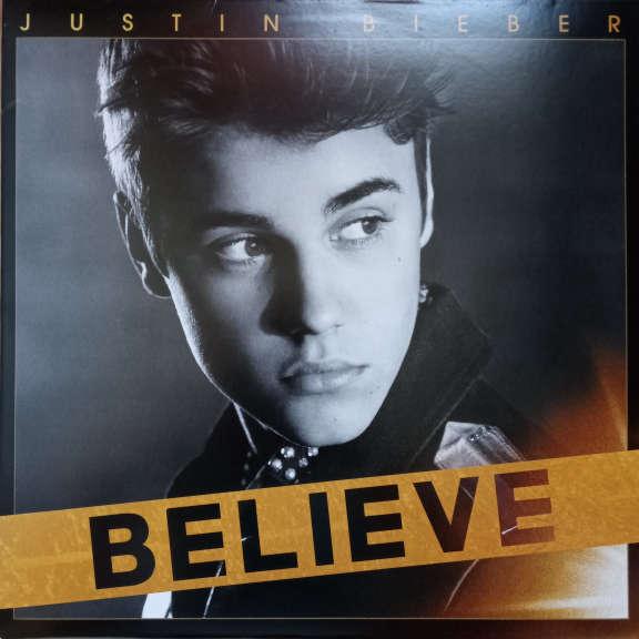 Justin Bieber Believe LP 0