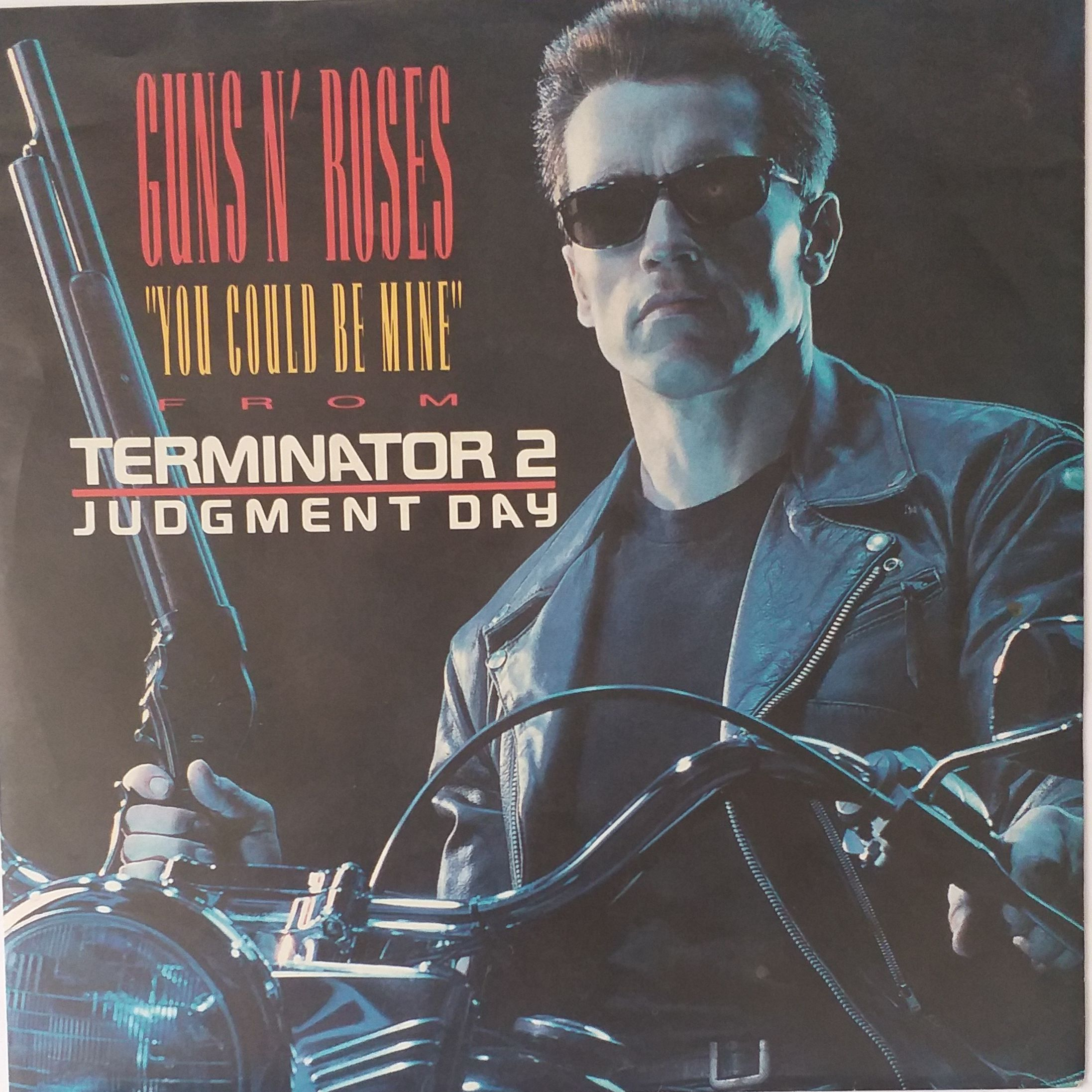 Guns'n roses You could be mine LP undefined