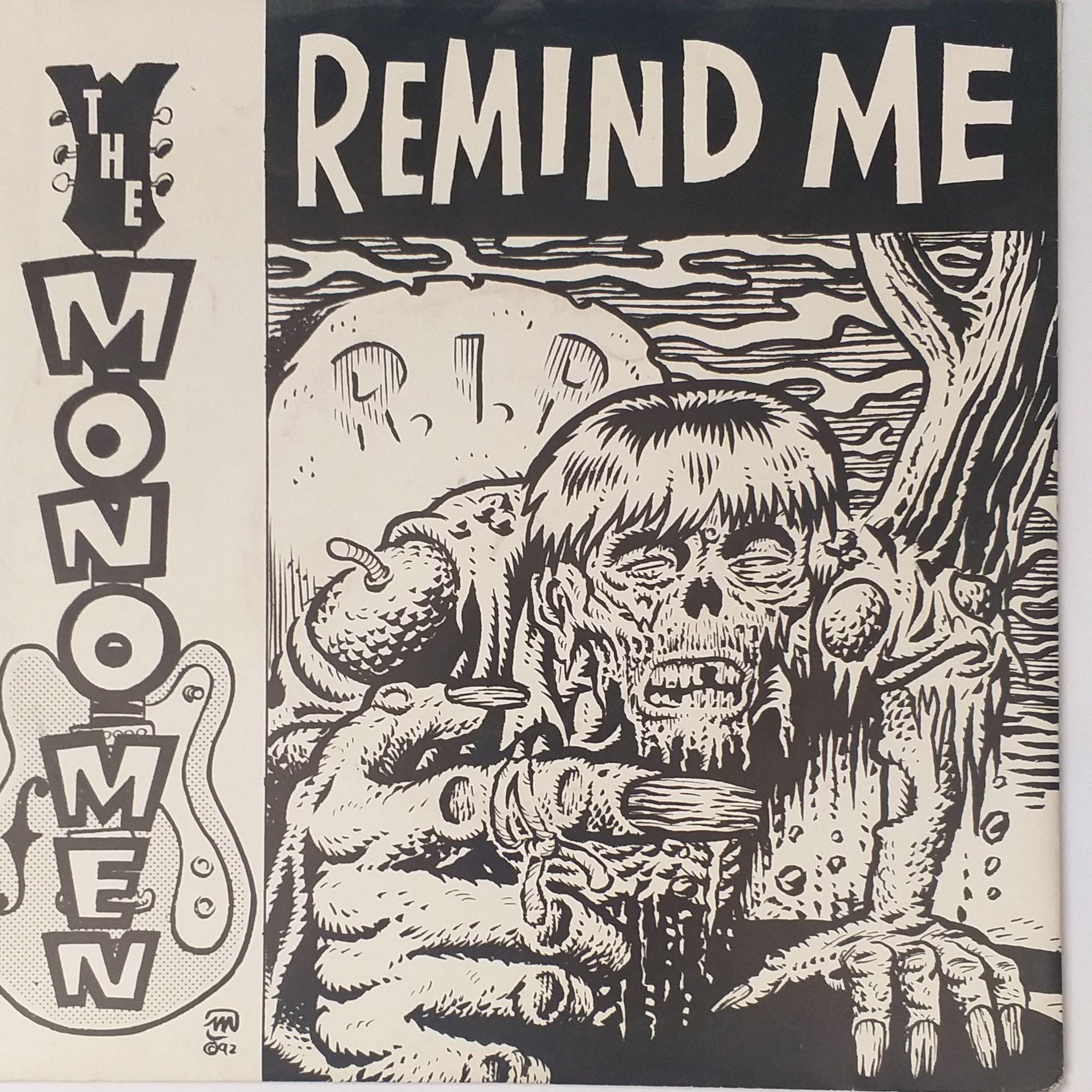 The monomen Remind me LP undefined