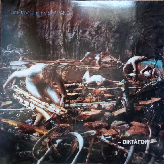 Jimi Tenor And His Shamans Diktafon LP 0