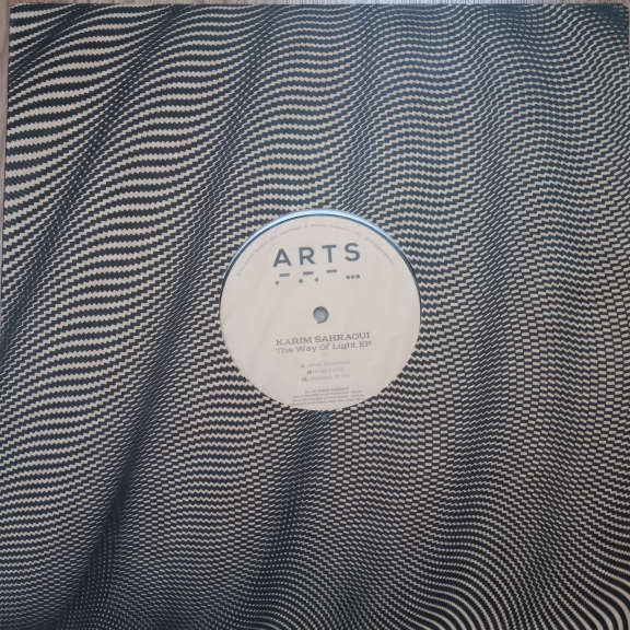 Karim Sahraoui The Way Of Light EP LP 0