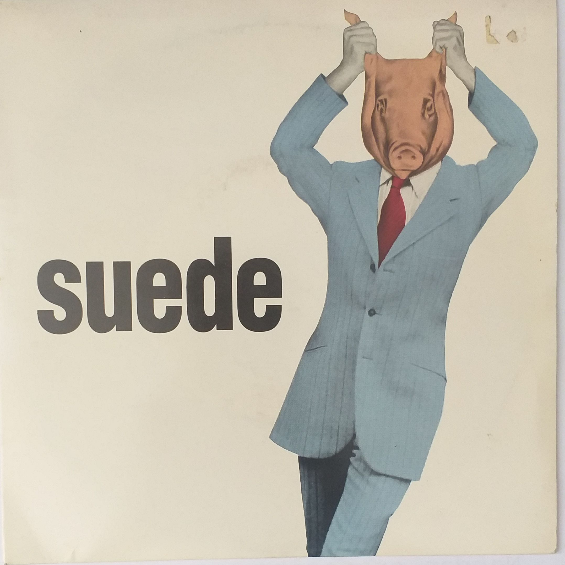 Suede Animal nitrate LP undefined