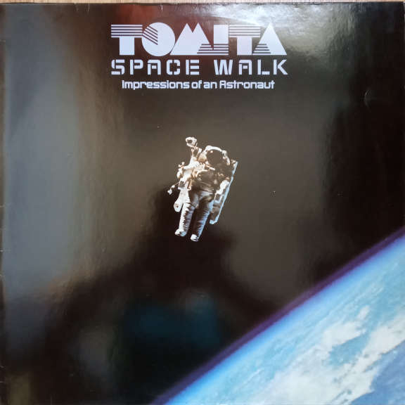 Tomita Space Walk - Impressions Of An Astronaut LP 0