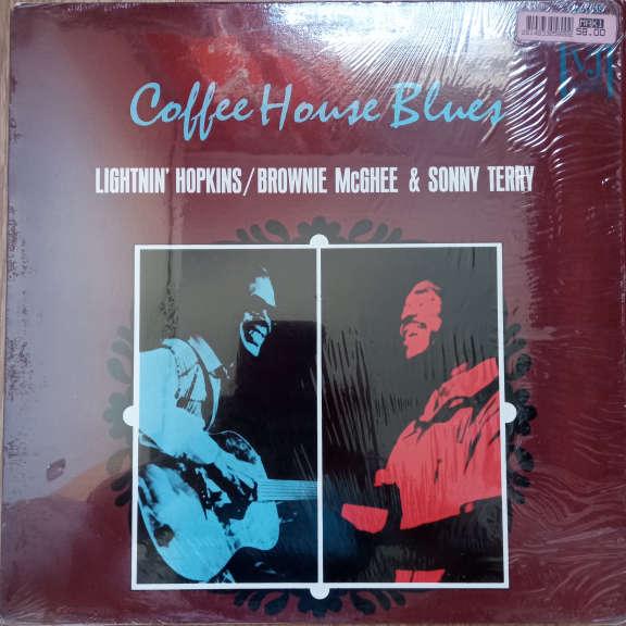 Lightnin' Hopkins, Brownie McGhee, Sonny Terry Coffee House Blues LP 0