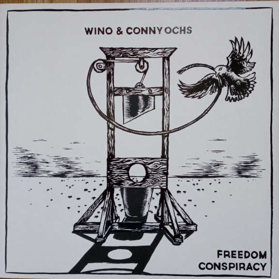 Wino & Conny Ochs Freedom Conspiracy LP 0