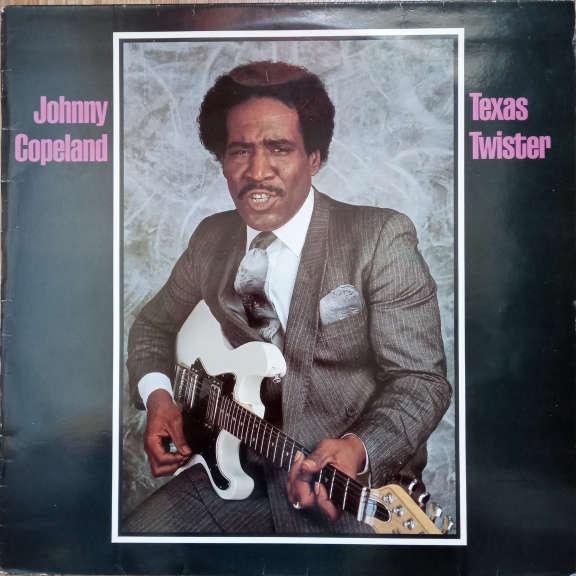 Johnny Copeland Texas Twister LP 0