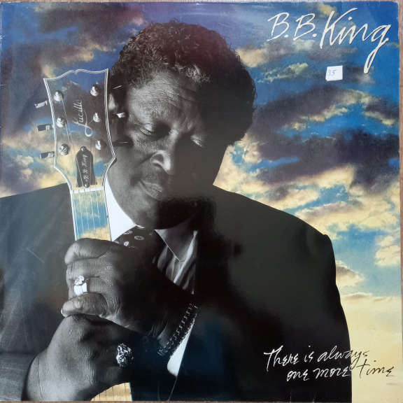 B.B. King There Is Always One More Time LP 0