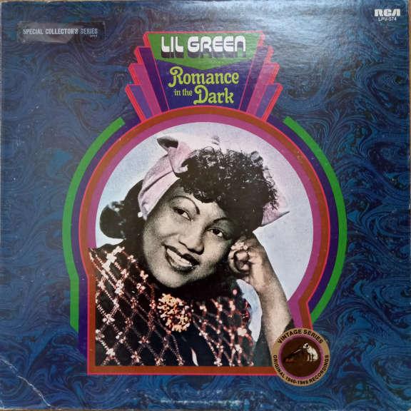Lil Green Romance In The Dark LP 0