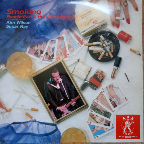 Ronnie Earl & The Broadcasters Smoking LP 0