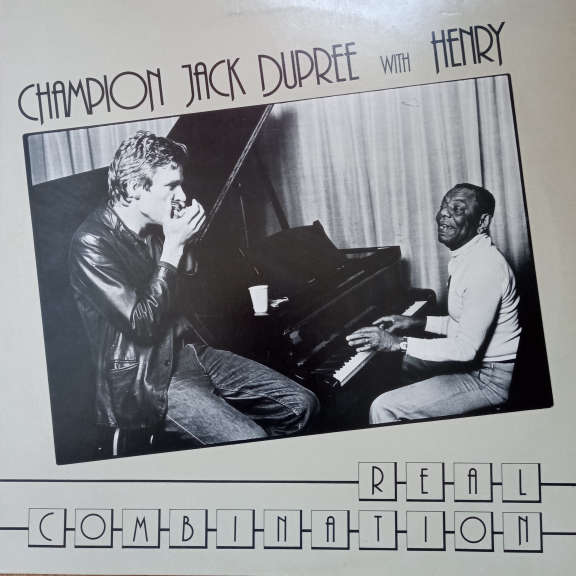Champion Jack Dupree, With Henry Real Combination  LP 0