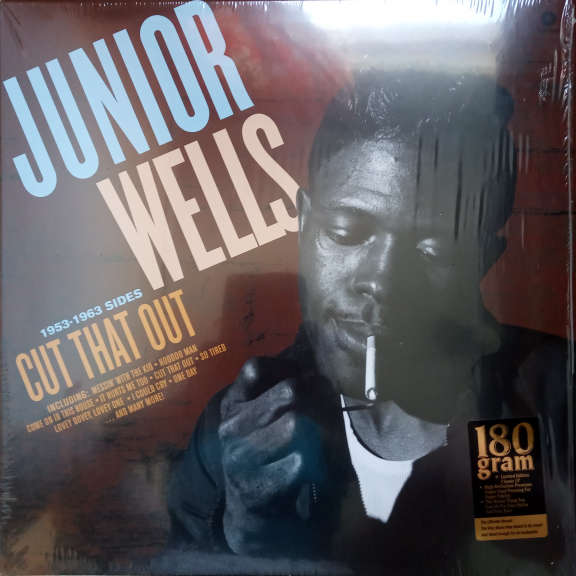 Junior Wells Cut That Out: 1953-1963 Sides LP 0