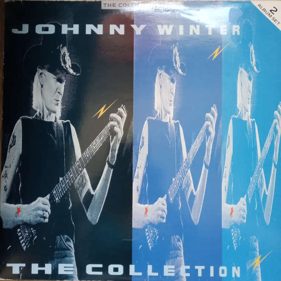 Johnny Winter The Collection LP 0