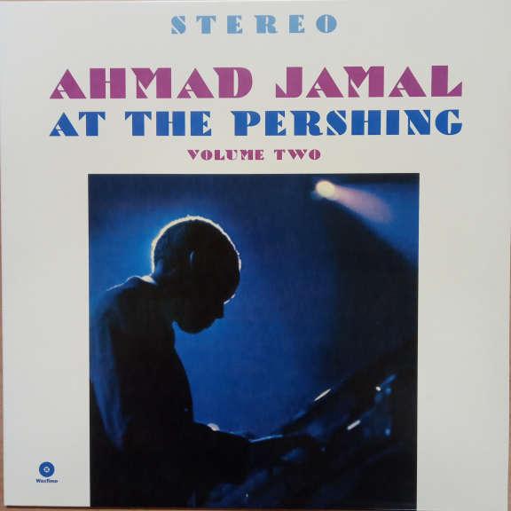 """Ahmad Jamal Ahmad Jamal At The Pershing Volume 2 """"The Cherokee Album"""" LP 0"""