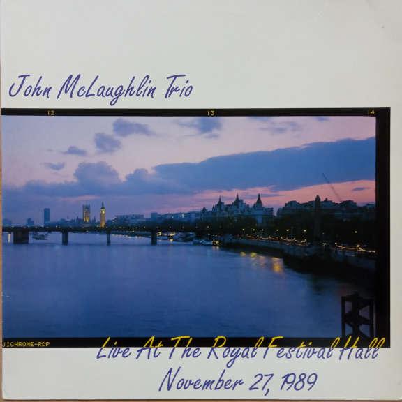 John McLaughlin Trio Live At The Royal Festival Hall LP 0