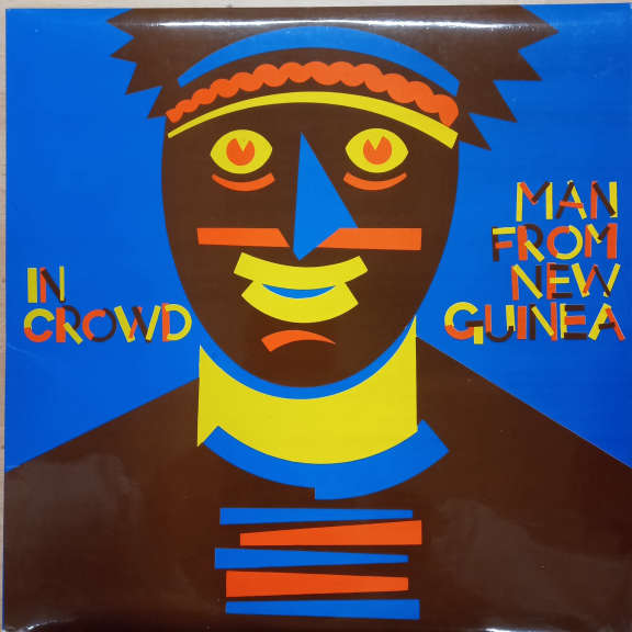 The In Crowd Man From New Guinea LP 0