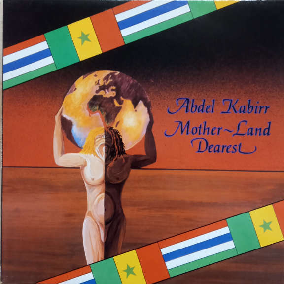 Abdel Kabirr Mother-Land Dearest LP 0