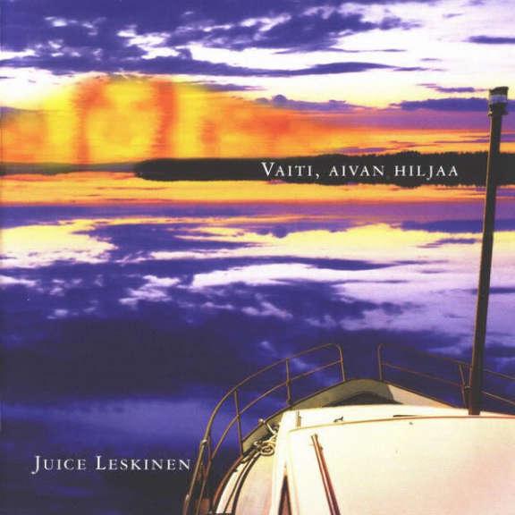 Juice Leskinen Vaiti, aivan hiljaa LP 2020